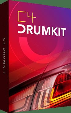 C4 Drum Kit