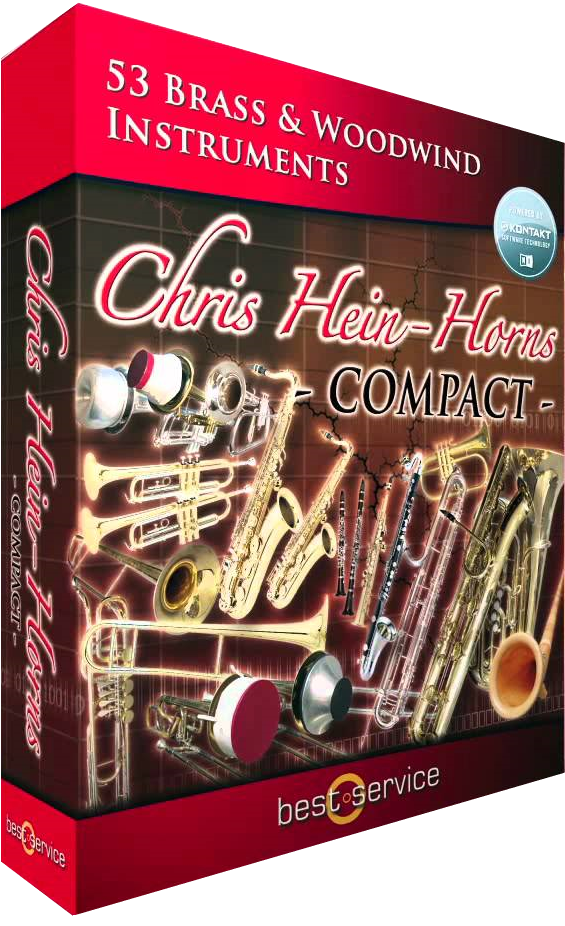 50% off Chris Hein Horns Compact
