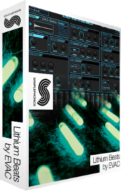 60% off Lithium Beats by Samplephonics