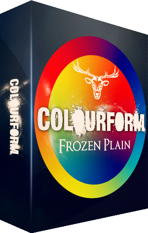 "70% off ""Colourform"" by Frozen Plain"