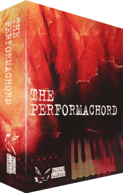 "60% off ""Performachord"" by Bad Cat Samples"