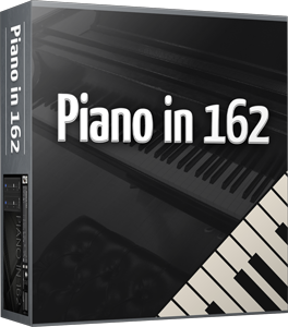 Piano in 162 - Free Piano Sample Library!