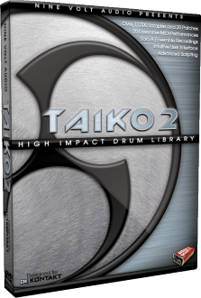 67% off TAIKO 2 by Nine Volt Audio
