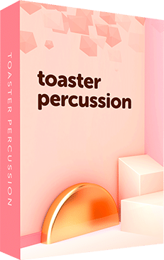 Toaster Percussion