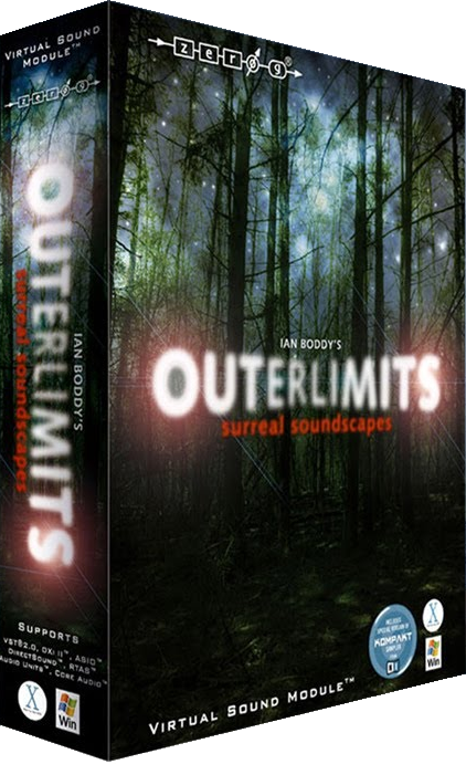 40% off Outer Limits by Zero-G