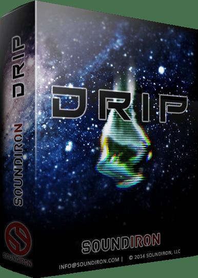 50% off Drip by Soundiron