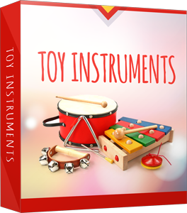 64% off Toy Instruments Bundle by TD Samples