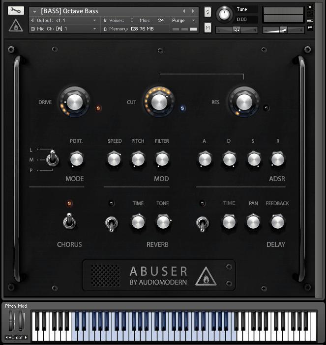 audio-modern-abuser-interface