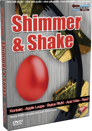 78% off Shimmer & Shake by Nine Volt Audio