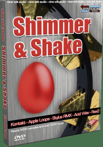 78% off Shimmer & Shake by Nine Volt Audio