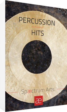 75% off Percussion Hits by Spaectrum Arts