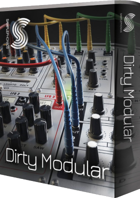"70% off ""Dirty Modular"" by Samplephonics"