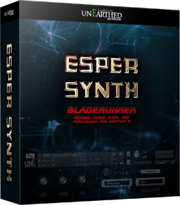 "71% off ""Esper Synth"" by unEarthed Sampling"