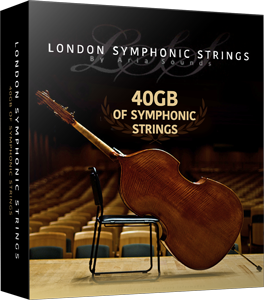 75% off London Symphonic Strings by Aria Sounds