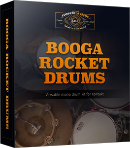 "60% off ""Booga Rocket Drums"" by Loops De La Creme"