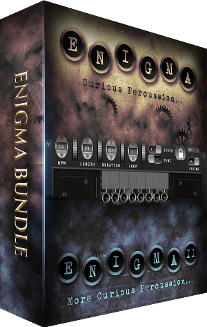 "62% off ""Enigma I + II"" Bundle by Xtant Audio"