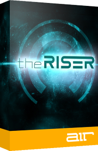 "75% off ""The Riser"" by Air Music Tech"