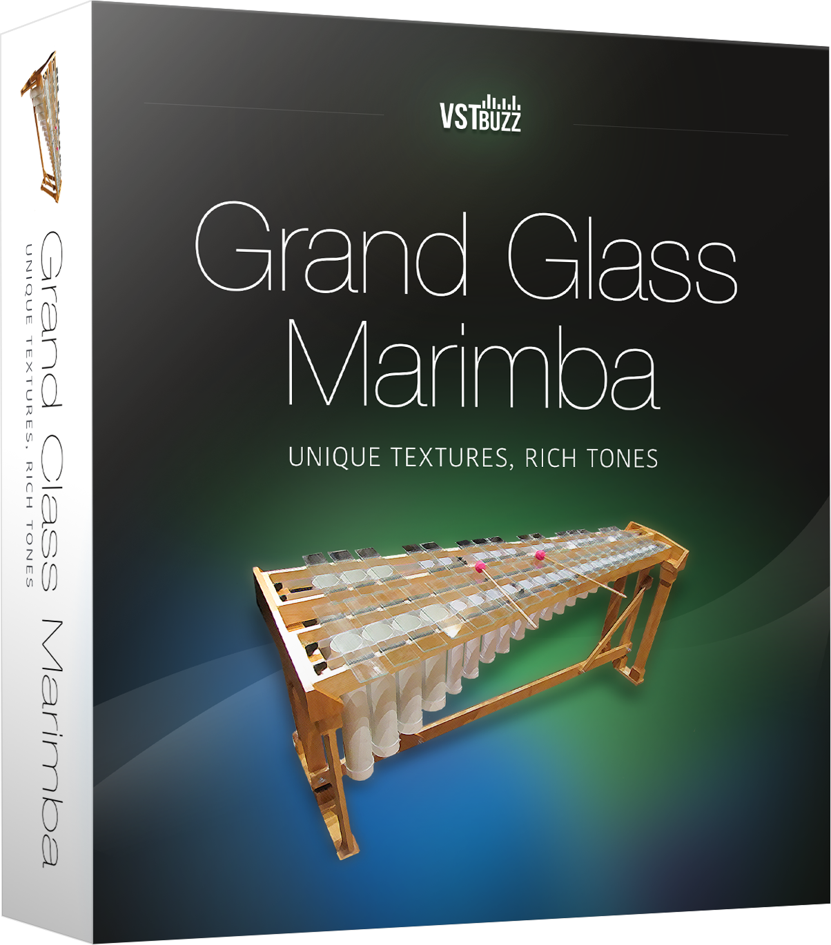 The Grand Glass Marimba