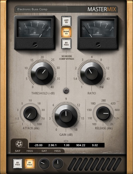 "62% off ""The MasterMix Buss Compressor"" Plugin"
