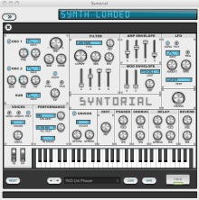 "40% off ""Syntorial"" – Synth Programming Tutorial Software"