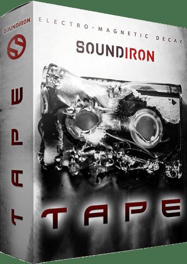 "50% off ""Tape"" by Soundiron"