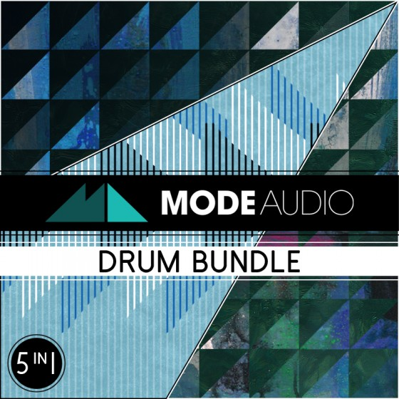 "67% off ""Drum Bundle"" by ModeAudio"