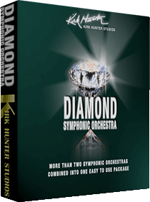 "78% off ""Diamond Symphony Orchestra"" by Kirk Hunter"