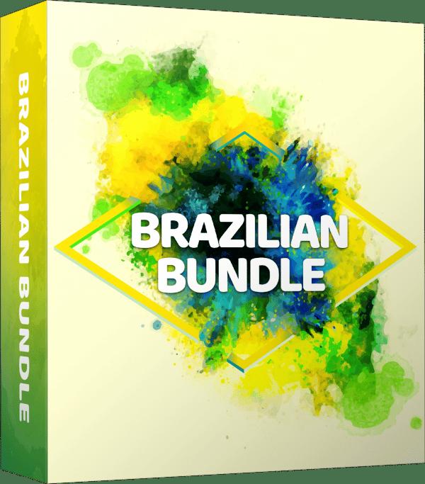 """75% off """"Brazilian Bundle"""" by Muletone Audio"""