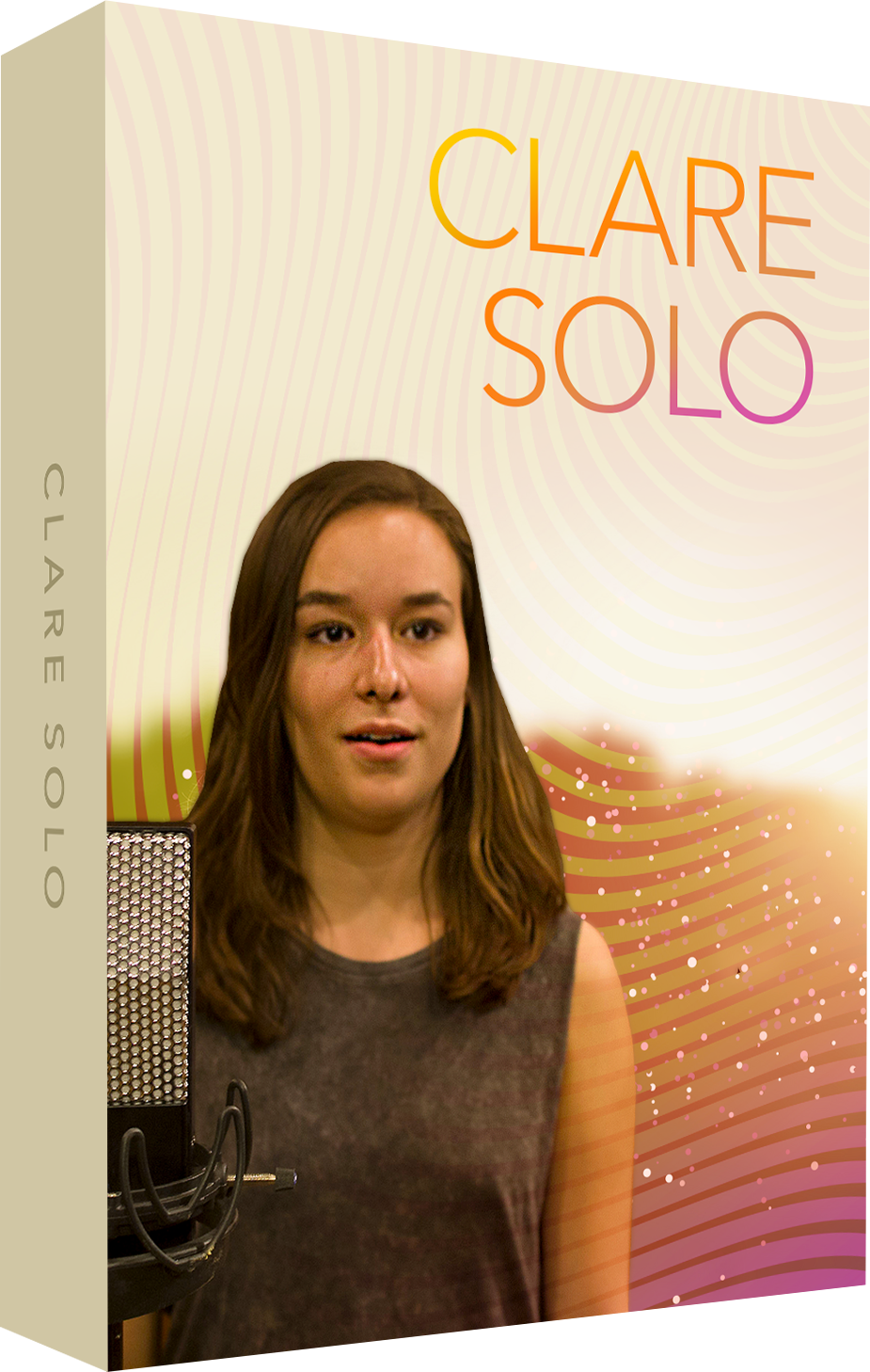 Clare Solo - free 360MB solo vocal Kontakt library