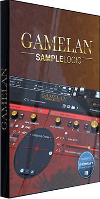 "75% off ""Gamelan"" by Sample Logic (Kontakt Player)"