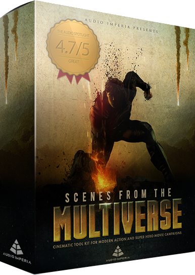 "60% off ""Scenes from The Multiverse"" by Audio Imperia"