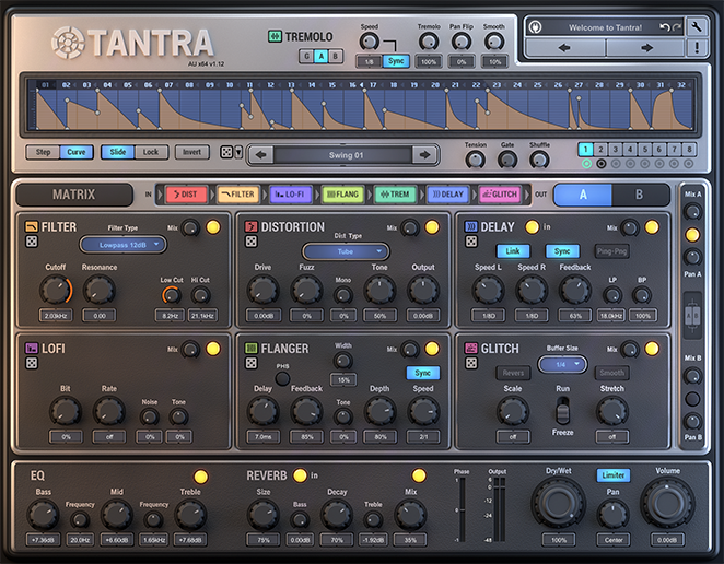 "62% off ""Tantra"" VST/AU Plugin by Dmitry Sches"