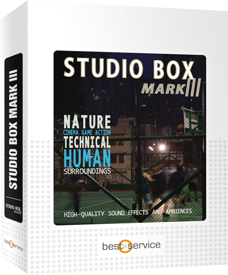 "75% off ""Studio Box Mark III"" by Best Service"