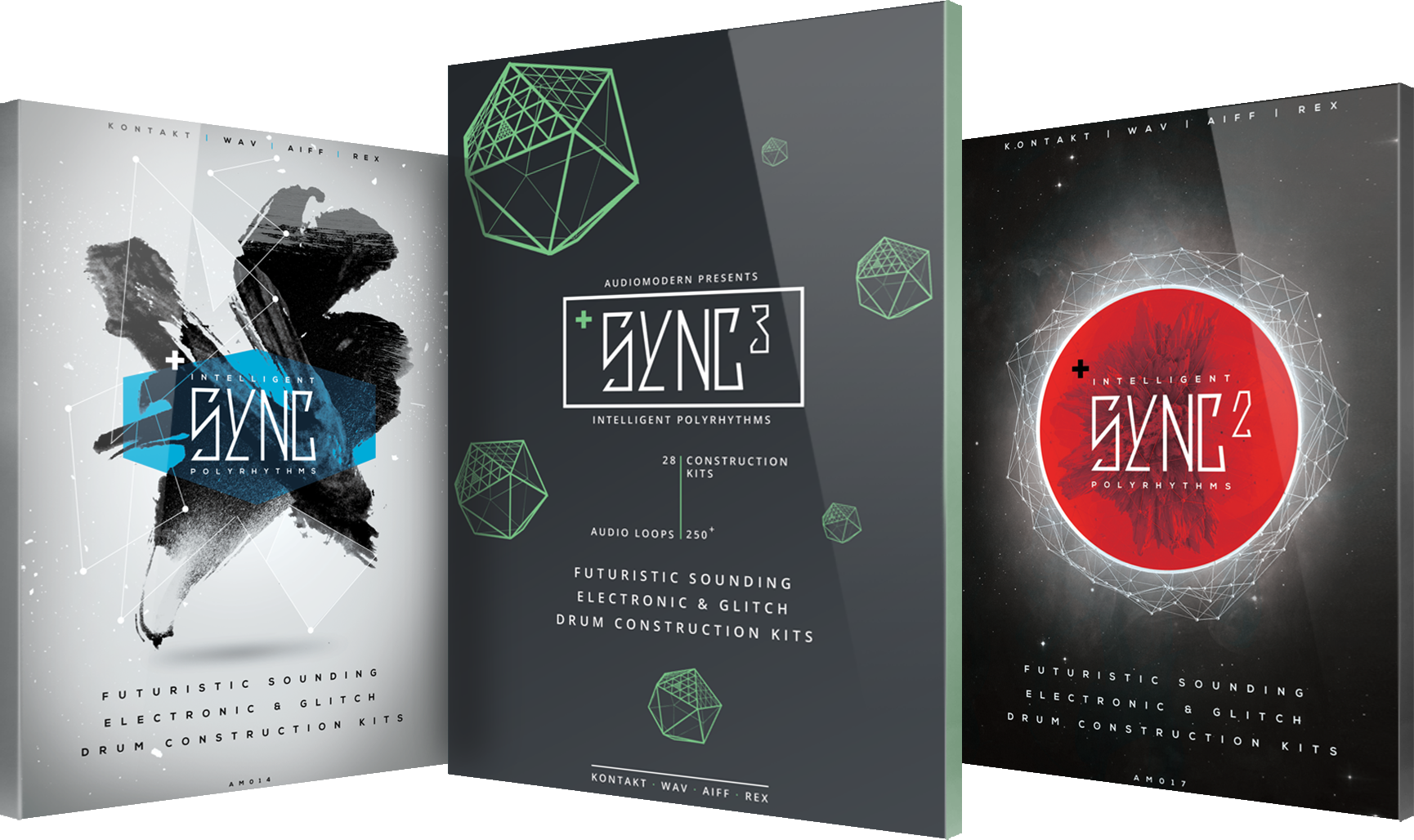 "75% off ""The Sync Bundle"" by Audio Modern"