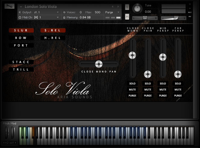 "80% off ""LSS Solo Strings Bundle"" by Aria Sounds"