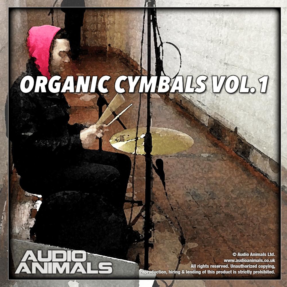 "80% off ""Live Drums Bundle"" by Audio Animals"