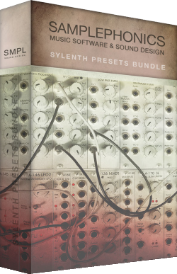 "80% off ""Sylenth Presets Bundle"" by Samplephonics"