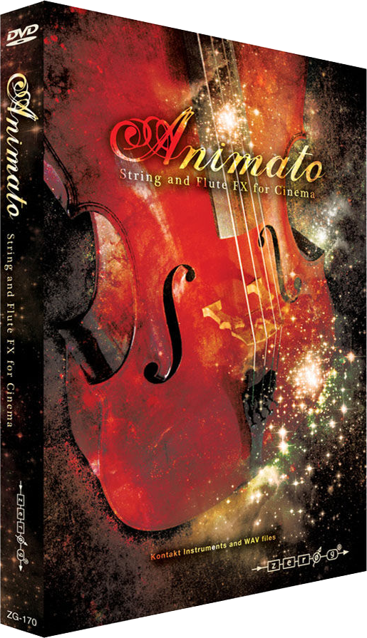 "60% off ""Animato"" by Zero G"
