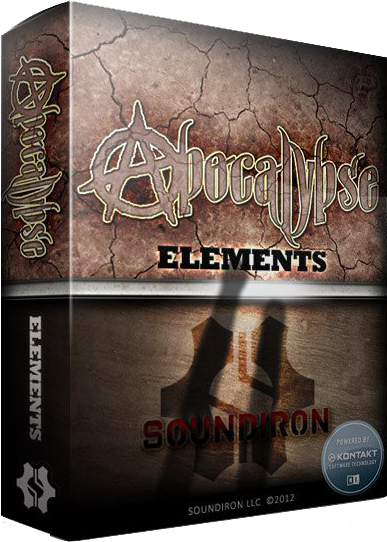 "50% off ""Apocalypse Elements"" by Soundiron (Kontakt Player)"