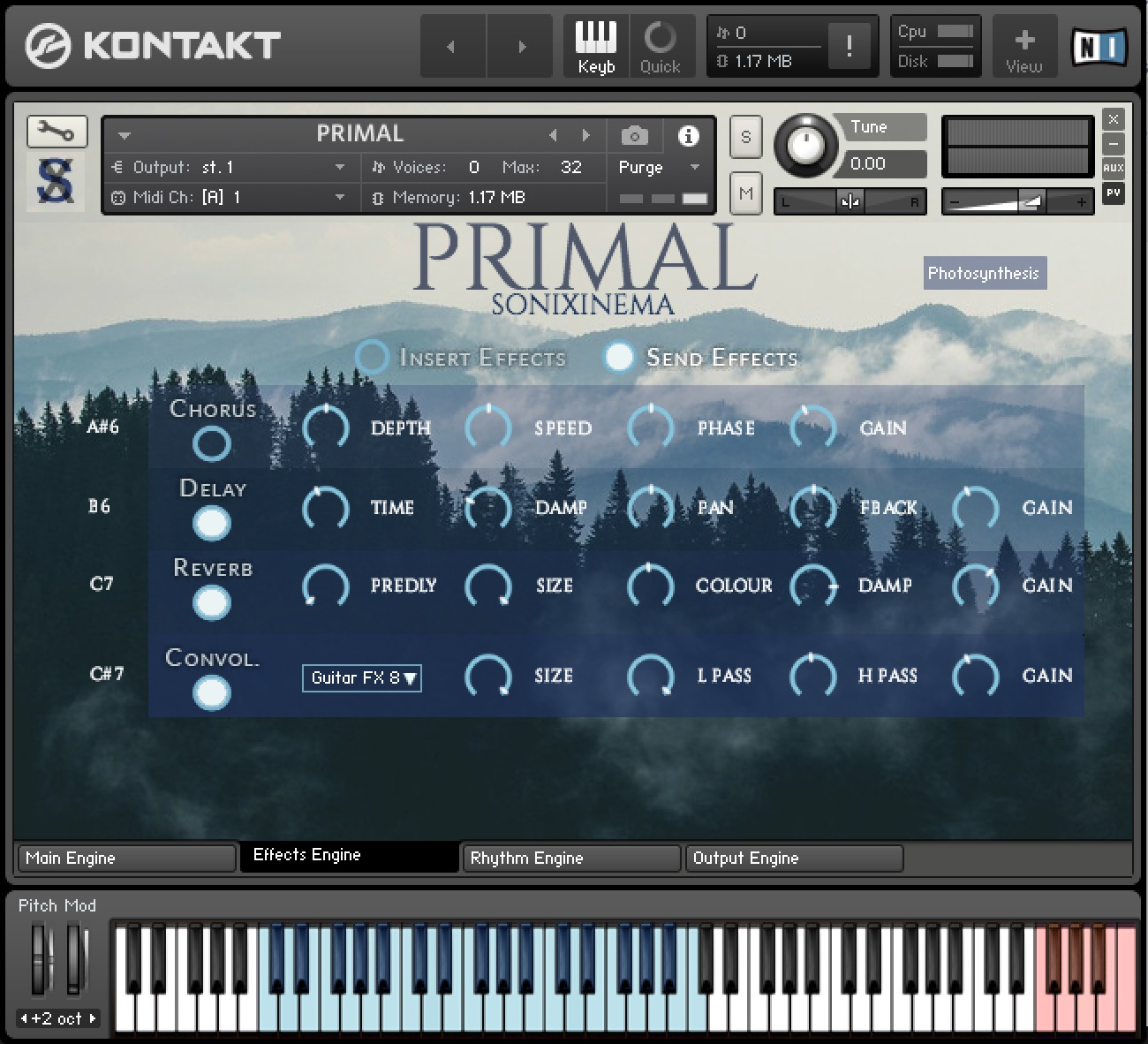 sonixinema-primal-2-effects-engine