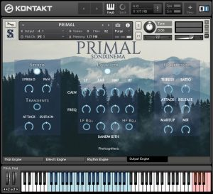 sonixinema-primal-4-output-engine
