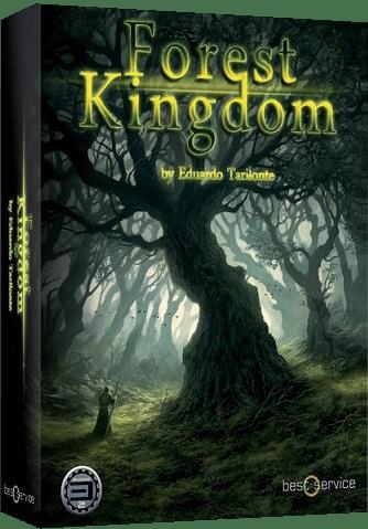 "50% off ""Forest Kingdom I"" by Eduardo Tarilonte"