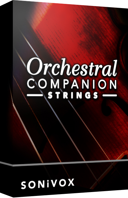 99% off Orchestral Companion Strings by SONiVOX