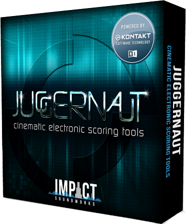 "65% off ""Juggernaut"" by Impact Soundworks (VST/AU/AAX/Wav)"