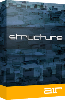 "70% off ""Structure 2"" by Air Music Tech (VST/AU/AAX)"