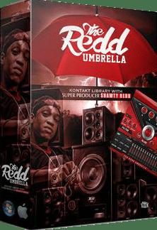 """70% off """"The Redd Umbrella"""" by BigWerks"""
