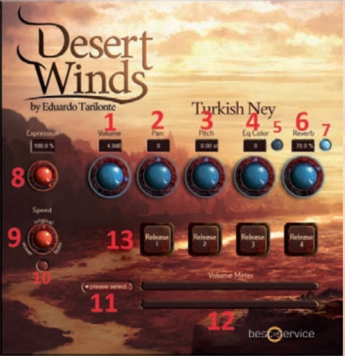 Best Service Desert Winds Vst Kontakt Torrent Download