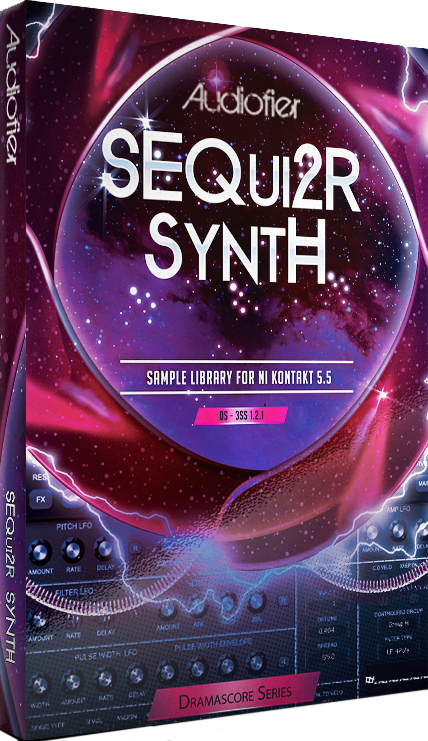 "70% off ""Sequi2r Synth"" by Audiofier"