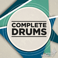 "75% off ""Complete Drums Bundle"" by Wave Alchemy"