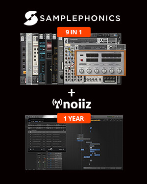 88% off The Insane Noiiz & Samplephonics Double Deal!